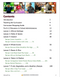 A Children's Taste of African Heritage Teacher's Curriculum Table of Contents