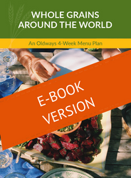 Whole Grains Around the World E-Book