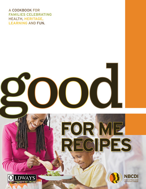 Good For Me Cookbook cover
