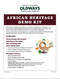 African Heritage Diet Demo Kit - Cover