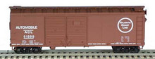 BOWSER HO 40 Foot Box Cars (Double Door) KIT  ACL 3-1215  OL 1