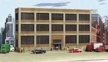 N Scale  Cornerstone  Variety Printing Background Building   Kit      933-3252