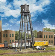 N Scale  Cornerstone  City Water Tower    Kit    933-3815