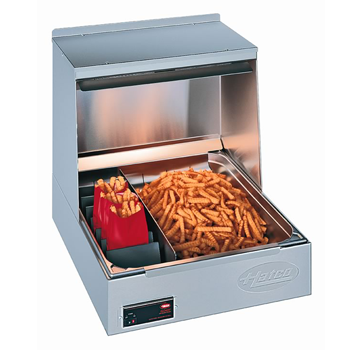 Glo Ray Portable Fry Station