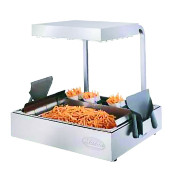 Glo Ray Portable Fry Station - Passthrough Model