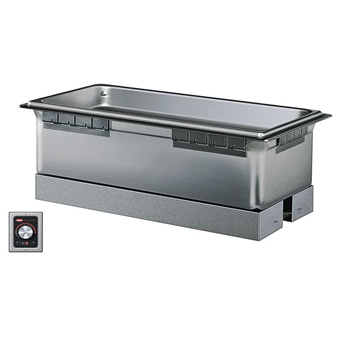Built-In Rectangular Heated Well – Full Size