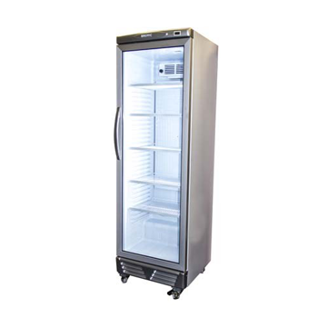 Bromic GM0374 LED Glass Door Display Chiller - 372 Litre