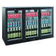 Bromic BB0330GDS Back Bar Chiller - 307 Litre (Sliding Door)