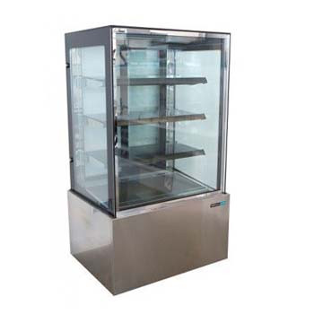 ANVIL-AIRE DHV0840 4 Tier Hot Food Display 1200mm   Image as above but wire grid shelving