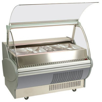 Bromic BM105P Prestige Hot Bain Marie Deli Display - 1050mm