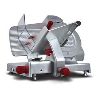 NOAW NS350HDG Heavy Duty Gear Driven Slicer