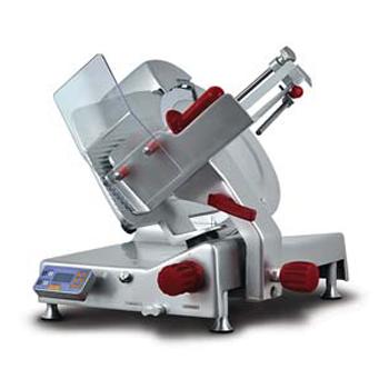 NOAW NS350HDX Fully Automatic Heavy Duty Slicer