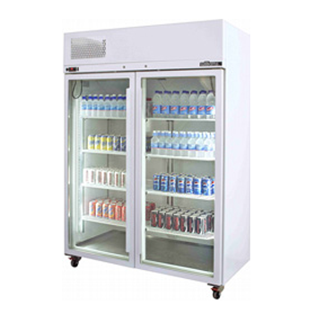 WILLIAMS HDS2GDCB 2 Door Diamond Star Fridge