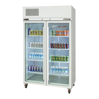 WILLIAMS HPS2GDCB 2 Door Pearl Star Fridge