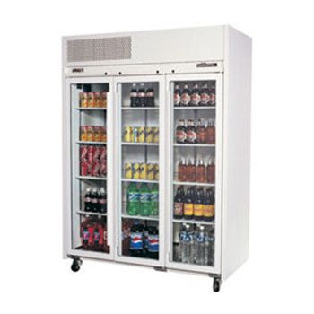 WILLIAMS HPS3GDCB 3 Door Pearl Star Fridge