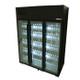Williams Ruby Star HRS3GDCB 3 x Glass Door Upright Fridge – Colourbond