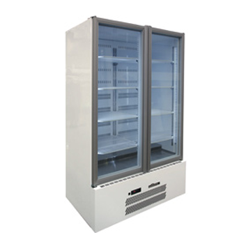 WILLIAMS HQS2SDCB 2 Door Quartz Star GN Fridge