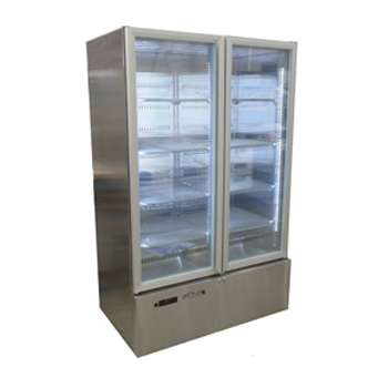 WILLIAMS HQS2GDSS 2 Door Quartz Star GN Fridge