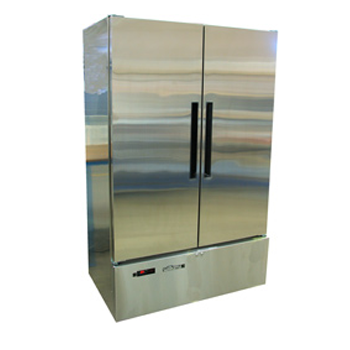 WILLIAMS HQS2SDSS 2 Door Quartz Star GN Fridge
