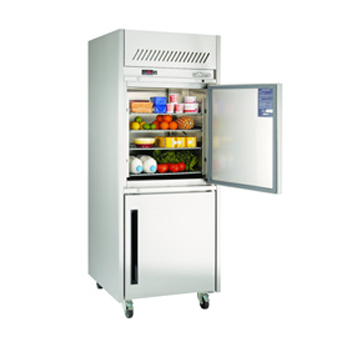 WILLIAMS HLG1SDSS 1 Door Garnet GN Fridge Freezer