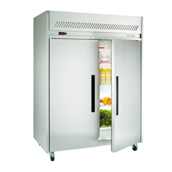 WILLIAMS HG2SDSS 2 Door Garnet GN Fridge