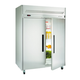 WILLIAMS LG2SDSS 2 Door Garnet GN Freezer