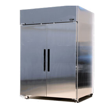 WILLIAMS HC2TSS Crystal Bakery 2 Door Fridge
