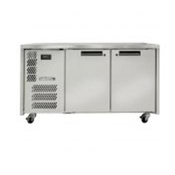 Williams Opal L02UFB Two Door Bench Freezer