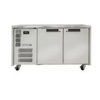 Williams Opal L02UFB Two Door Bench Freezer