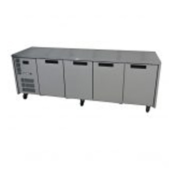 Williams Opal H04UFB Four Door Under Bench Fridge