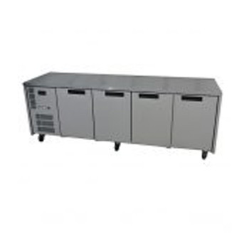 Williams Opal L04UFB Four Door Under Bench Freezer