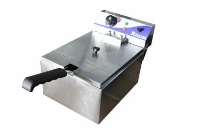 Single Basket Fryer - 10 amp