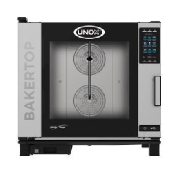 UNOX XEBC-04EU-EPR BakerTop Mind Maps PLUS Series 4 Tray Electric Combi Oven