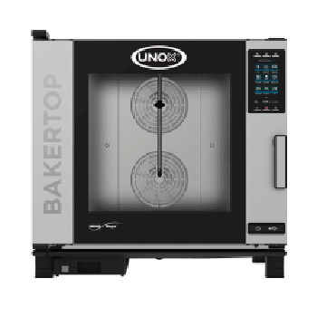 UNOX XEBC-04EU-EPR BakerTop Mind Maps PLUS Series 4 Tray Electric Combi Oven