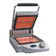 UNOX Spidocook XP010PT Flat Plate Transparent Glass Ceramic Single Contact Grill
