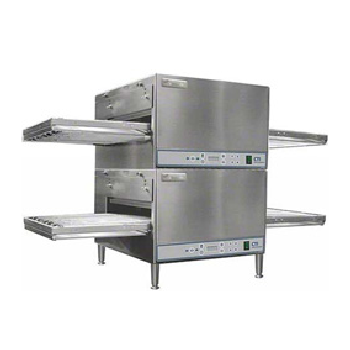 LINCOLN 2504-2 Digital Countertop Impinger Series Electric Conveyor Oven