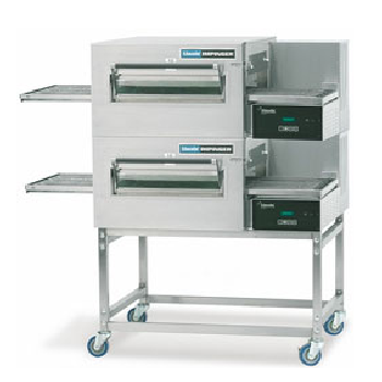 LINCOLN 1155-2 Impinger II LPG Conveyor Pizza Oven