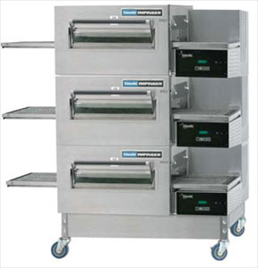 LINCOLN 1155-3 Impinger II LPG Conveyor Pizza Oven