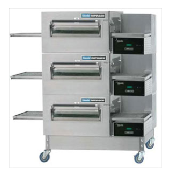 LINCOLN 1164-3 Impinger II Electric Conveyor Pizza Oven