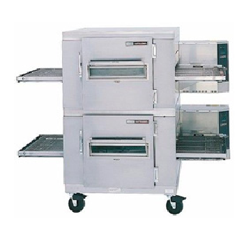 LINCOLN 1456-2 Impinger I Gas Conveyor Pizza Oven
