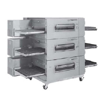 LINCOLN 1633-3 Impinger I Gas Conveyor Pizza Oven