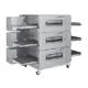 LINCOLN 1634-3 Impinger I LPG Conveyor Pizza Oven