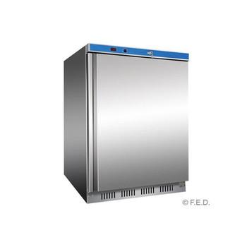 Single Door Stainless Steel Freezer