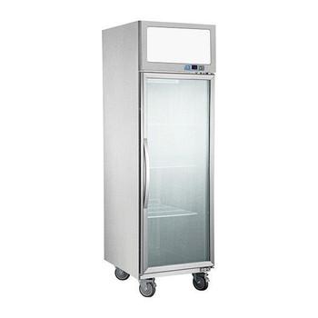 TECNOtherm Single Door Upright Display Fridge 500L