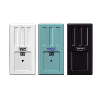 Brema HIKU26A Self Contained 13g Ice Cube Machine & Dispenser