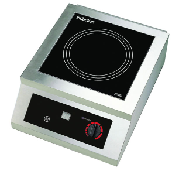 Yellow Induction 3500W Portable Table Top Unit