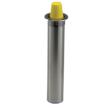 San Jamar Series Counter Mount Adjustable Collar Cup Dispensers 70-98mm