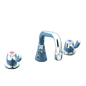 Yellow Tapware Premium Deck Mount Sink Set with 180mm Aerated Swing Spout
