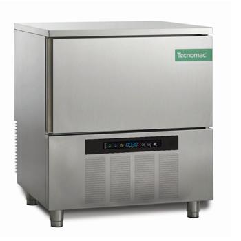 TECNOMAC BK516 EasyChill 5 Tray 16 Kg Blast Chiller Freezer