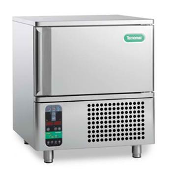TECNOMAC E520-USB EasyChill 5 Tray 20 Kg Blast Chiller Freezer